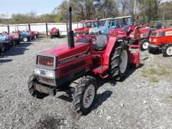 Yanmar. Трактор 4вд