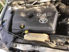 Двигатель Toyota Avensis, 2006, 2 л, дизель (1AD-FTV)