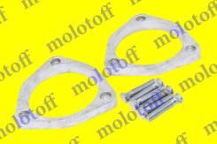 Проставки увеличения клиренса, Перед, (15мм), (Алюминиевые), (007658) 4860948020