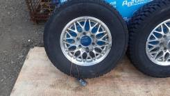 №54-3 Колеса 245/70R16 Dunlop зима