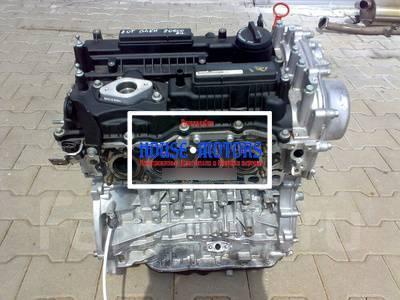 Контрактный Двигатель Kia, проверенный на ЕвроСтенде в Москве