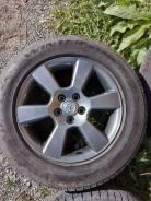 Продам колеса 225/65 /17 на оригинальном литье Тойота.