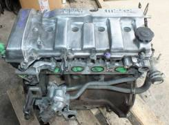 Двигатель Mazda FS без навесного.