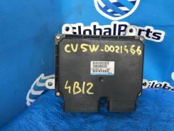 Блок управления efi Mitsubishi Delica D5 1860B412