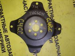 Маховик Hyundai/Kia Coupe, Elantra, Tucson, Tiburon, Cerato, Forte, Sportage 2003-2010 [Ш-000623750] 2321123550