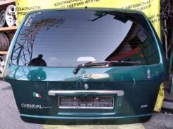 Дверь багажника Kia Carnival, Sedona UP/GQ