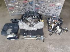Двигатель в сборе EZ30D, Subaru Outback BPE EZ30D 2007 №57