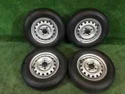 Комплект колес Daihatsu 4х100 145/80R12 Bridgestone Ecopia R710A 2019